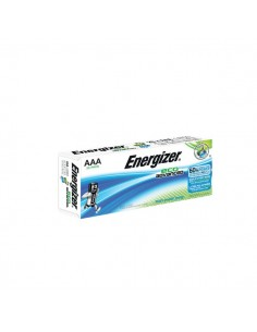 Batterie Alkaline EcoAdvanced Energizer - AAA - ministilo - E300488000 (conf.20)