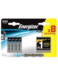 Pile alcaline Max Plus Energizer - AAA - ministilo - E301322500 (conf.8)