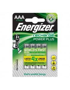 Pile ricaricabili Energizer - ministilo Power Plus - AAA - E300626600 (conf.4)