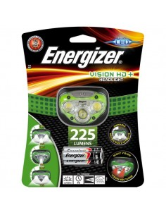 Torcia Vision HD + Headlight Energizer - 7 h - 70 m - E300280600/E300808900
