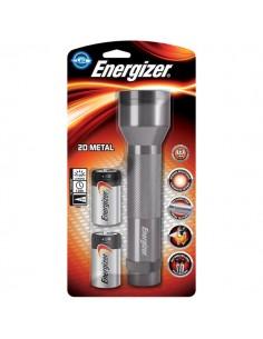 Torcia Metal LED 2D Energizer- 126 h - 73 m - E300696000/E300696002
