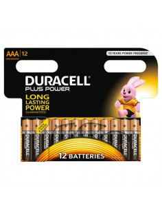 Pile Duracell Plus - Ministilo - AAA - MN2400B12 (conf.12)