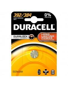 Pile Duracell Specialistiche - Bottone Ossido D'Argento - D384 392 - D384 392