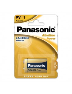 Batterie alcaline Panasonic - transistor - C500061