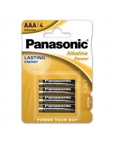 Batterie alcaline Panasonic - ministilo - C500003 (conf.4)