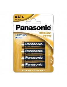 Batterie alcaline Panasonic - stilo - C500006 (conf.4)