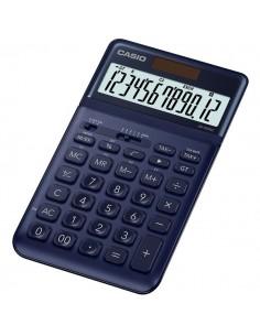 Calcolatrice da tavolo JW-200SC-NY a 12 cifre Casio - blu navy - JW-200SC-NY