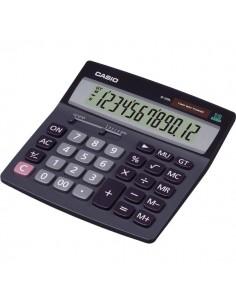 Calcolatrice da tavolo D-20L Casio - D- DH-12BK