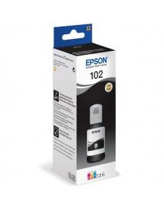 Originale Epson inkjet serb. ink. Ecotank 102 - 127 ml - nero - C13T03R140