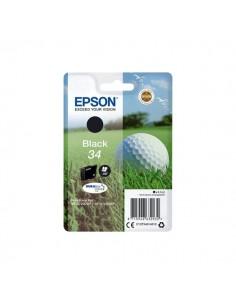 Originale Epson inkjet cartuccia pallina da golf Durabrite Ultra 34 - 6,1 ml - nero - C13T34614010