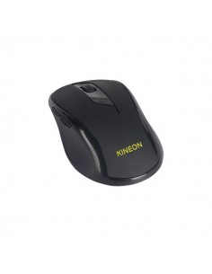 Mouse ergonomico Kineon - wireless - nero - KN311500