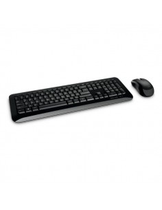 Set tastiera + mouse wireless Desktop 850 Microsoft - nero - PY9-00009
