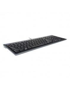 Tastiera Advance Fit ultrasottile Kensington - nero - K72357IT
