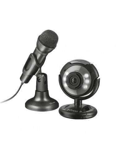 Streaming Pack Webcam e Microfono Trust - 22093
