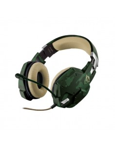 Gaming Headset GXT 322 Carus Trust - jungle camo - 20865