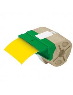 Nastri Per Etichettatrice Icon - 88mmx10M - Impermeabili - Giallo - 70160015