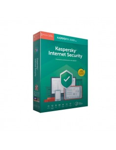 Kaspersky Internet Security - licenza - 1 PC - KL1939T5AFS-9SLIM.