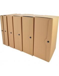 Scatole portaprogetto linea ecologica Euro-Cart - 4 cm - CPECO04AV