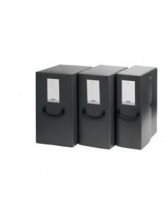 Scatola progetto con maniglia Pick Up Leonardi - Dorso 16 cm - 25x35 cm - antracite - 1031101