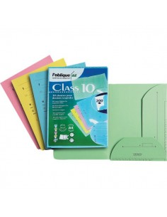 Cartelline Chemise per cartelle sospese Ultimate® L'Oblique - assortiti - 100330128 (conf.10)