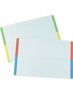 Cartoncini per cartelle sospese Bertesi - per cassetto - 032 -10 (conf.10)