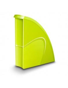 Portarivista CepPro Gloss - 27x8,5x31 cm - verde anice - 1006740301