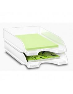 Vaschetta portacorrispondenza CepPro Gloss - 34,8x25,7x6,6 cm - bianco - 1002000021