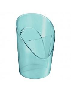 Portapenne Colour'Ice Esselte - 10x12,5x9 cm - azzurro - 626269