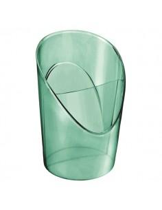Portapenne Colour'Ice Esselte - 10x12,5x9 cm - verde - 626270