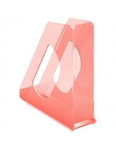 Portariviste Colour'Ice Esselte - 7,2x25,6x26 cm - albicocca - 626278
