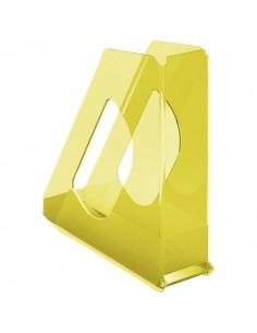 Portariviste Colour'Ice Esselte - 7,2x25,6x26 cm - giallo - 626277