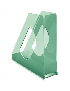 Portariviste Colour'Ice Esselte - 7,2x25,6x26 cm - verde - 626280