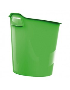 Cestino Green2Desk Fellowes - verde acido - 30x30x36,7 cm - 0009001
