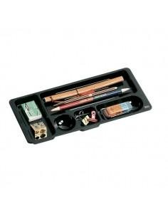 Bacinella portatutto da cassetto Lebez - nero - 3712