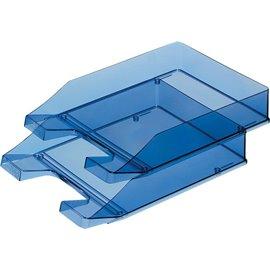 Portacorrispondenza HAN - trasparente blu - 1026.26 (conf.6)