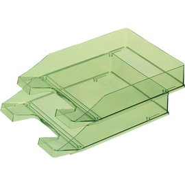 Portacorrispondenza HAN - trasparente verde - 1026.27 (conf.6)