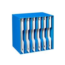 Modulo Cubicep A 12 Caselle Cep - Blu Oceano/Bianco - 1155122351