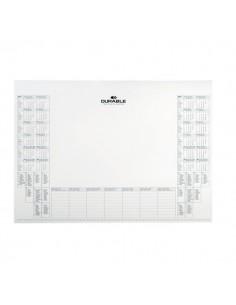 Blocco per Sottomano Durable - bianco - 57x41 cm - 7292-02