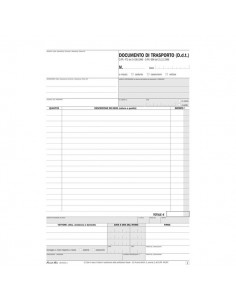 Snap documento di trasporto Semper Multiservice - Carta chimica 3 parti - 210x310mm - 1814CD300 (conf.50 fogli)