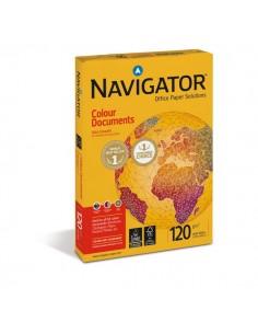 Carta colour documents Navigator - A3 - 120 g/mq - 128 µm - 1342PN (conf.4)