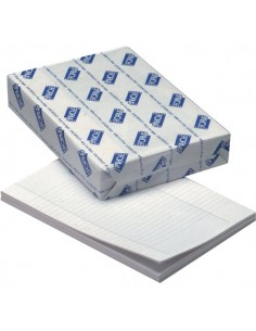 Carta uso bollo Form - con righe - A4 - 80 g/mq - 0456100B (risma500)
