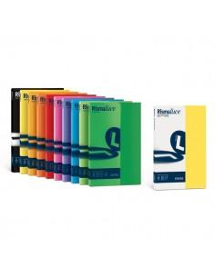 Carta colorata Rismacqua Favini A4 - 90 g/mq - assortiti 5 colori - A69x124 (risma100)