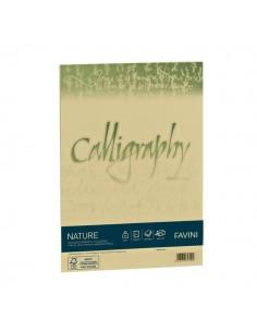 Calligraphy Nature Favini - Agrumi - fogli - A4 - 100 g - A69Q534 (conf.50)