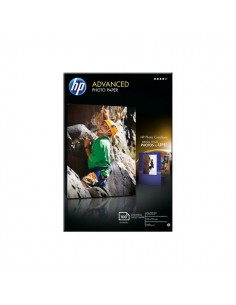Carta fotografica HP Advanced Hewlett Packard - 10x15 cm - 250 g/mg - Q8692A (conf.100)