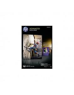 Carta fotografica HP Advanced 69400 - laser - lucida - 10x15 cm - Q8008A (conf.60)