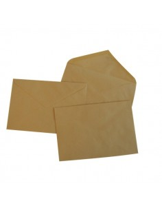 Buste gialle Pigna - 12x18 cm - 80 g/mq - 0459598 (conf.500)