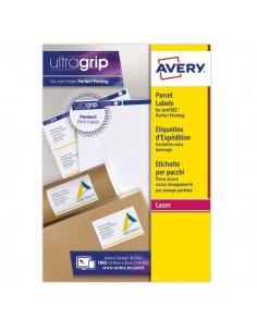 Etichette bianche per pacchi Ultragrip™ Avery - laser - 99,1x57 mm - et/ff 10 - L7173-15 (conf.15)