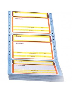Etichette per spedizioni Tico - 142x99 mm - SEND-300 (conf.300)