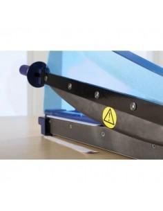 Etichette in PL giallo permanente Avery - laser - dim Ø30mm - et/ff 48 - L6128-20 (conf.20)