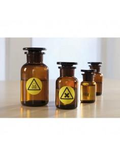 Etichette in PL giallo permanente Avery - laser - 70x37mm - et/ff 24 - L6131-20 (conf.20)